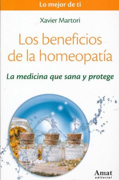 Los beneficios de la homeopatía