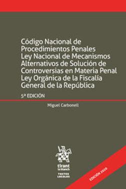 CODIGO NACIONAL DE PROCEDIMIENTO