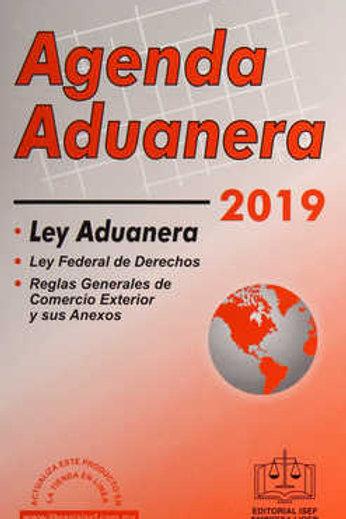 AGENDA ADUANERA 2019