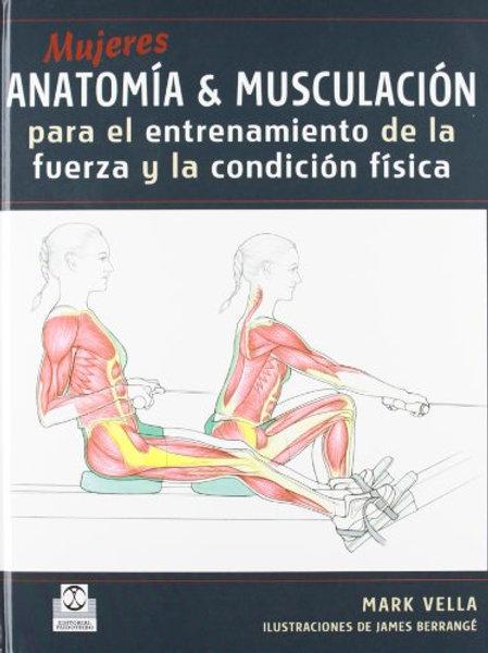 Mujeres anatomía & musculación