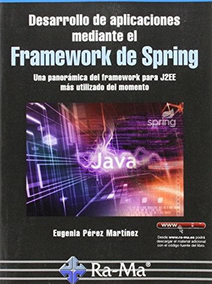 Desarrollo de aplicaciones mediante el Framework de Spring