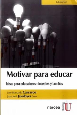 Motivar para educar.