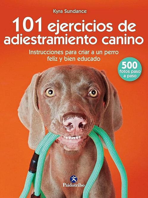 Ciento 1 ejercicios de adiestramiento canino