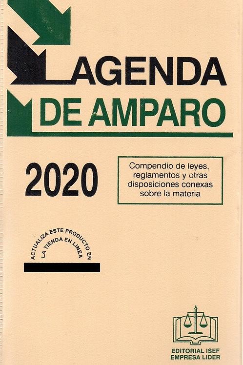 AGENDA DE AMPARO 2020