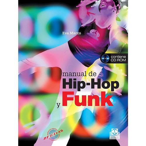 Manual de hip-hop y funk (color) -libro+cd-