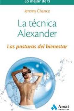 La técnica de alexander