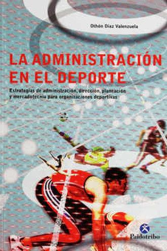 La Administracion en el deporte