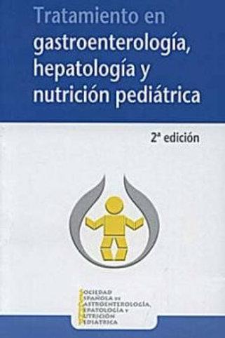 Tratamiento en Gastroenterología, Hepatología y Nutrición Pediátrica - 2ª