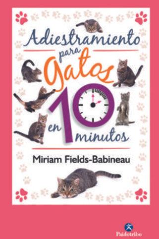 Adiestramiento para gatos en 10 minutos