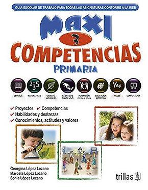 Maxicompetencias 3. primaria