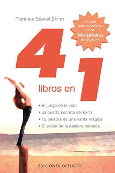 4 LIBROS EN UNO (BOLSILLO)
