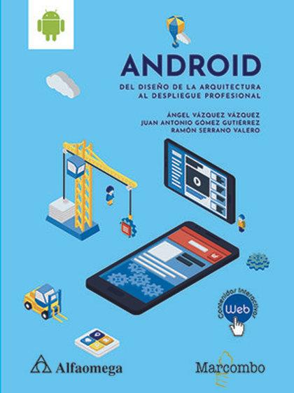 android. del diseño de la arquitectura al despliegue profesional