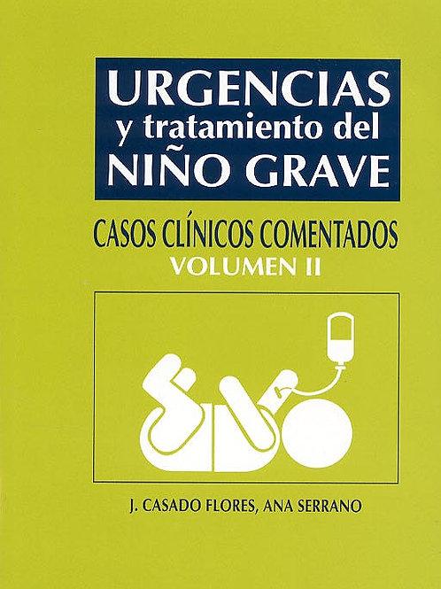 Urgencias y Tto. del Niño Grave: Casos Clínicos Comentados II