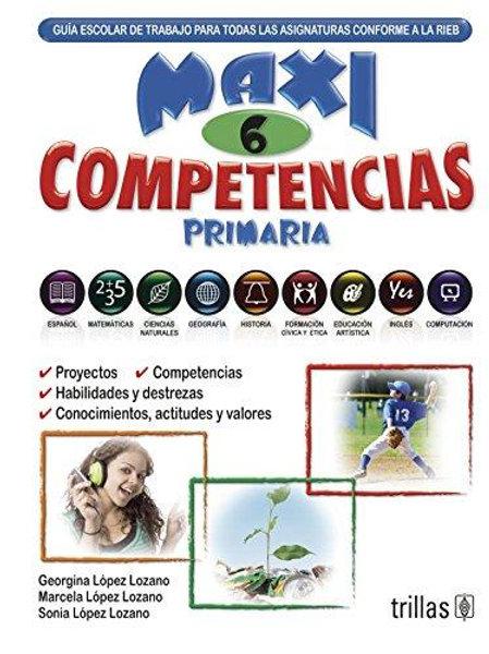 Maxicompetencias 6. primaria