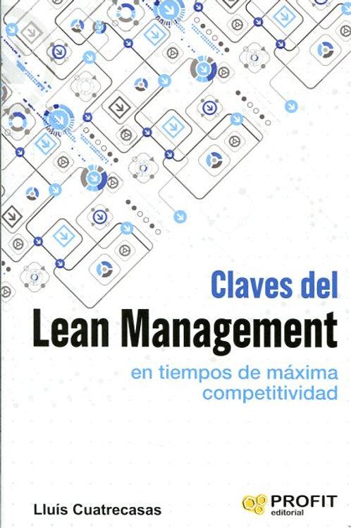 Claves del lean management en tiempos de máxioma competitividad