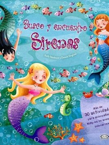 BUSCO Y ENCUENTRO SIRENAS