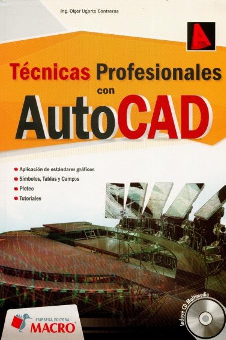 TECNICAS PROFESIONALES CON AUTOCAD