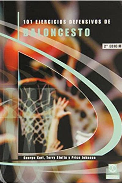 Ciento 1 ejercicios defensivos de baloncesto