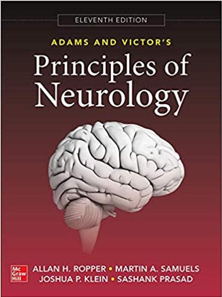 ADAMS AND VICTOR PRINCIPLES OF NEUROLOGY