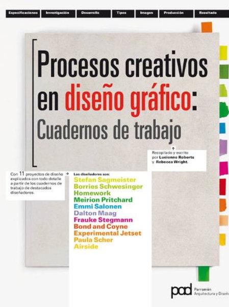 Procesos creativos en diseño grafico