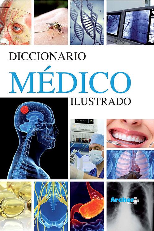 Diccionario médico ilustrado (con caja contenedora personalizada) Sólo México