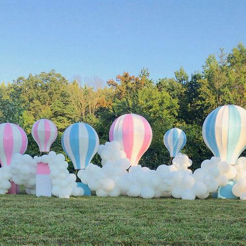 Up and Away Hot Air Balloons