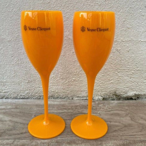 VCP Champagne Glasses
