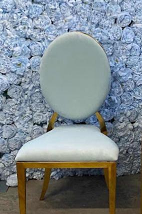 24K Tru Blu Chairs