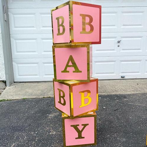 Rosie BABY Blocks