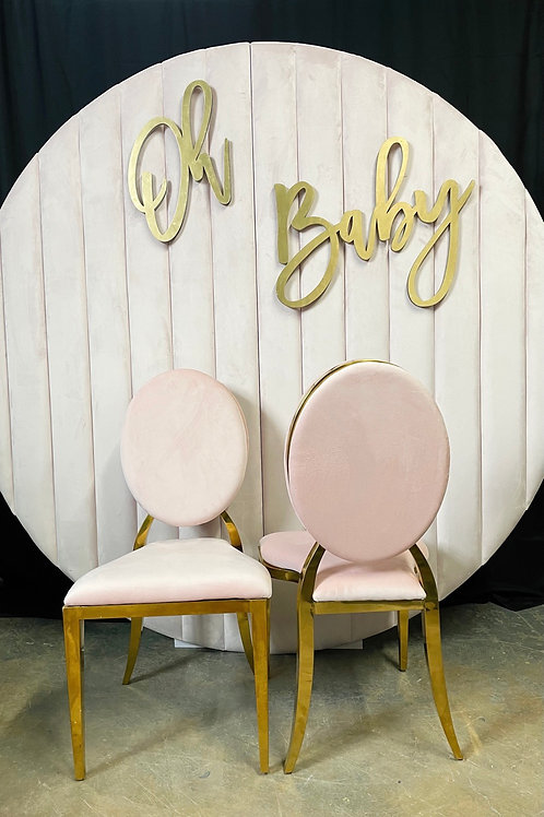 24K Kaylee Chairs