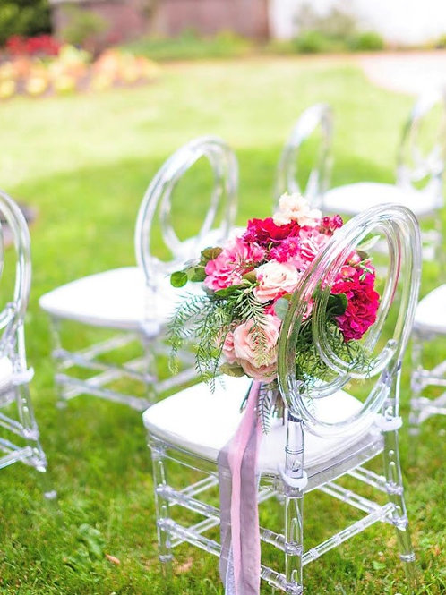 Chanel Acrylic Chair