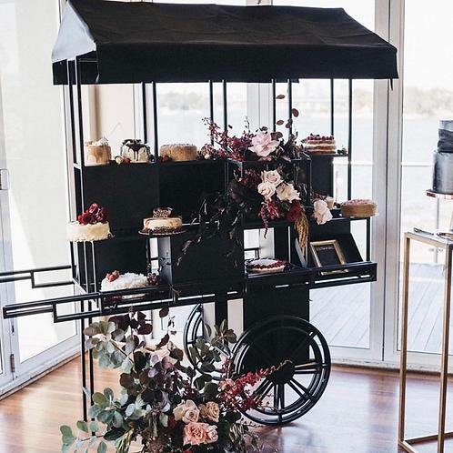 Avree Dessert Cart