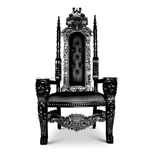 Grand Ahmaj Throne Chair
