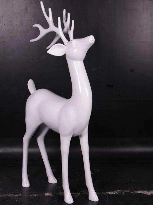 Dasher & Prancer Reindeer Props