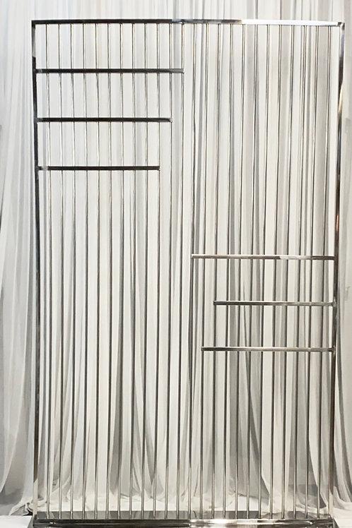 Platinum Bar Fence