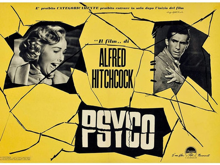What's so scary about Alfred Hitchcock's psycho?