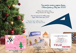 Felicitación Navidad Alestis Aerospace 2