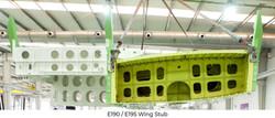E190/E195 Wing Stub