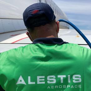 ALESTIS logra la aprobación como Organización de Mantenimiento Parte 145