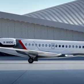 ALESTIS participa en el proyecto más avanzado de Business Jet de Dassault
