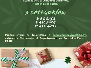 Comienza la sexta edición del concurso Dibuja su Navidad