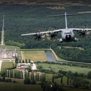 Alestis imparte formación sobre MRO de material compuesto en la base aérea de Orléans-Bricy