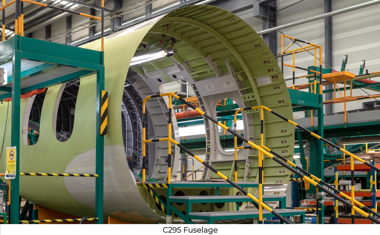C295 Fuselage