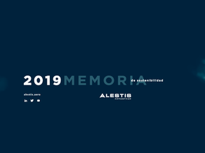 Publicamos la Memoria de Sostenibilidad 2019