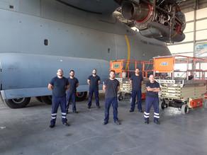 Alestis consigue adjudicación para el cambio de motores de un A400M en Turquía