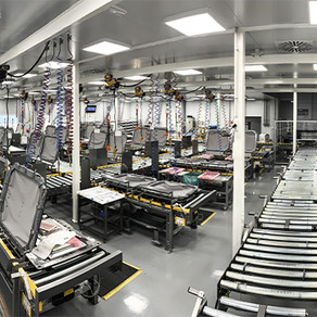 A320LAR: La automatización en la fabricación del A320 en San Pablo
