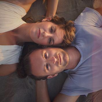 Kevin Paris & Casey Calmenson promo shot