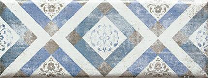 Плитка настенная Cevica VINTAGE Dec. Retro 75*200