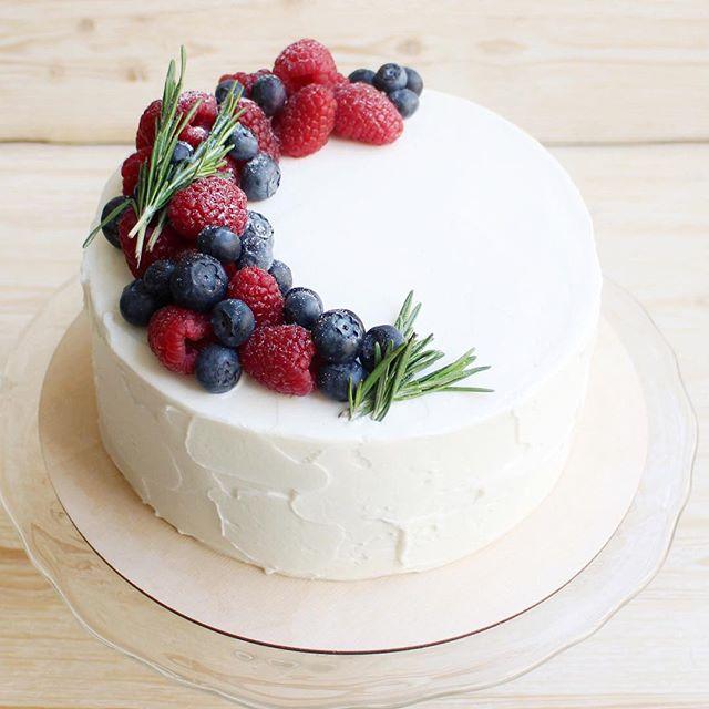 ягодный торт заказать спб2