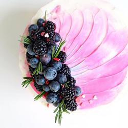 ягодный торт заказать спб1